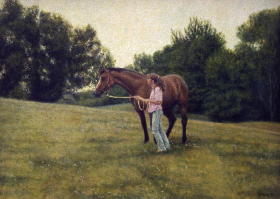 The Sound of Other Horses by Davis W. Morton